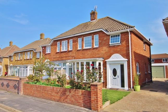 Thumbnail Semi-detached house for sale in Green Farm Gardens, Portsmouth
