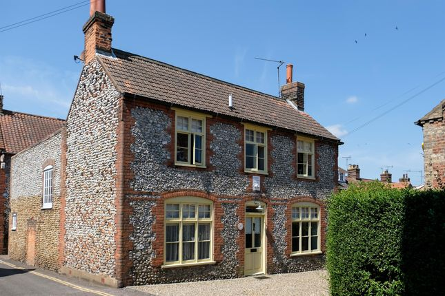 Thumbnail Semi-detached house for sale in Albert Street, Holt