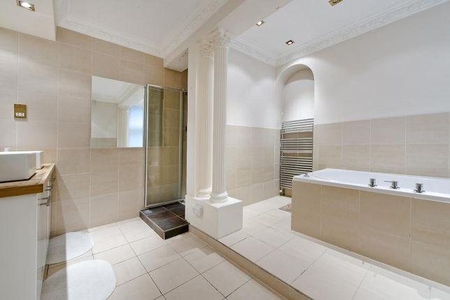 Bathroom of Zetland House, Marloes Road, Kensington, London W8