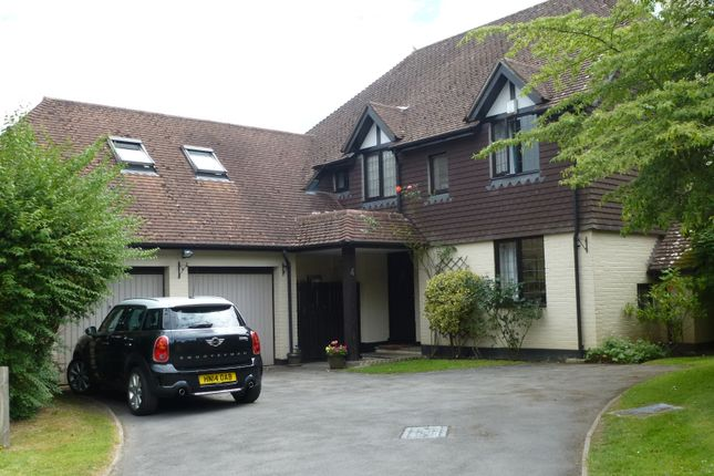 Thumbnail Detached house to rent in Goldenfields Close, Liphook