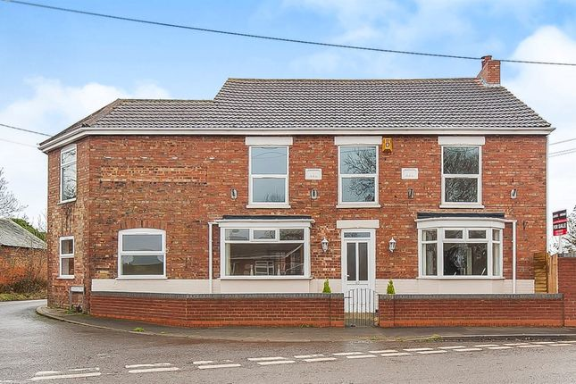 Thumbnail Detached house for sale in Main Street, Gedney Dyke, Spalding