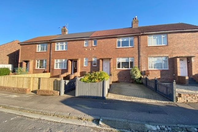 Thumbnail Terraced house for sale in Caledonia Road, Ayr