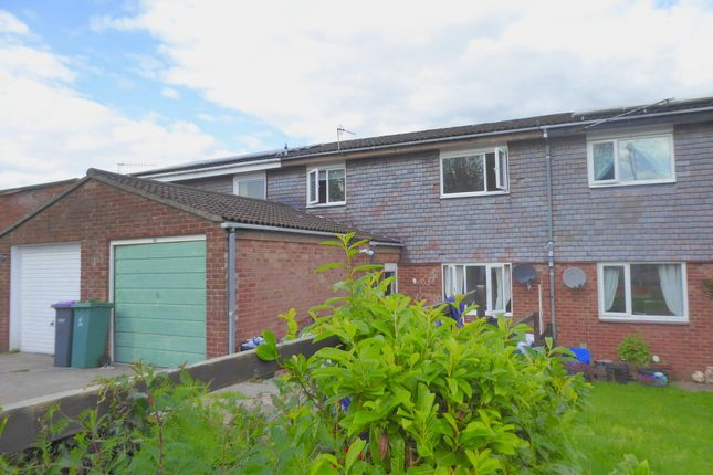 Thumbnail Terraced house to rent in Brynglas, Hollybush, Cwmbran
