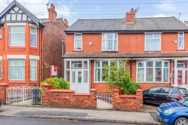 Thumbnail Semi-detached house for sale in Avondale Road, Edgeley, Stockport, Greater Manchester