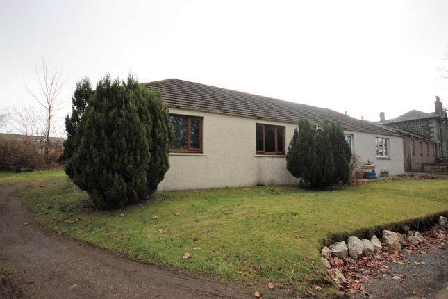 Thumbnail Semi-detached bungalow for sale in Old Rayne, Insch