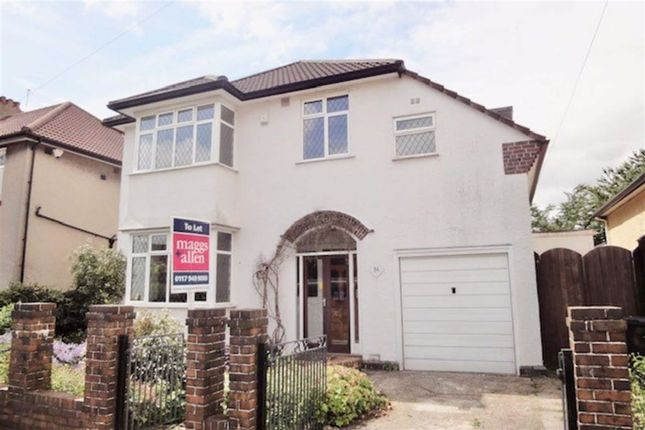 Thumbnail Detached house to rent in Holmes Grove, Henleaze, Bristol
