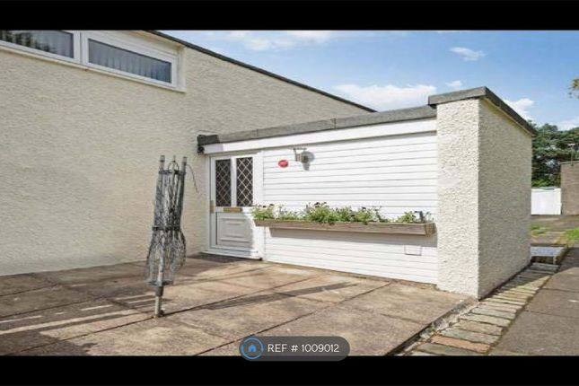 Thumbnail Terraced house to rent in Lairdshill, Cumbernauld, Glasgow