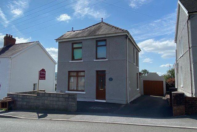Thumbnail Detached house for sale in Heol Y Banc, Bancffosfelen, Llanelli