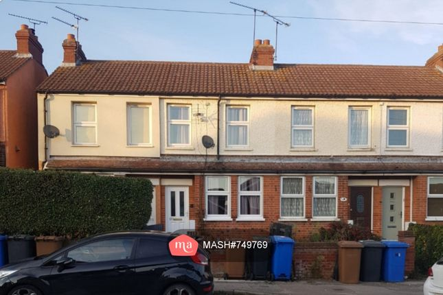 3 bed terraced house to rent in Bramford Road, Ipswich IP1