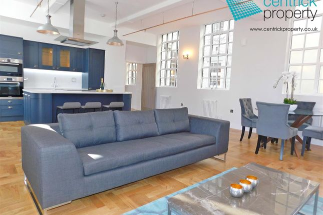 Thumbnail Flat to rent in Great Charles Street Queensway, Birmingham