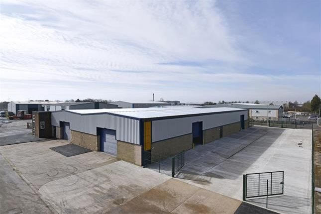 Thumbnail Light industrial to let in Unit A1, Larsen Trade Park, Larsen Road, Goole