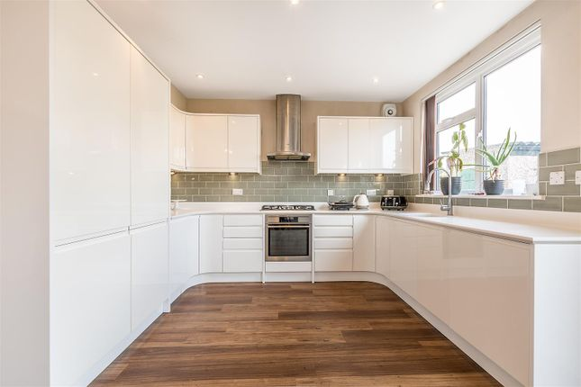 Thumbnail Semi-detached house to rent in Heatherset Gardens, London