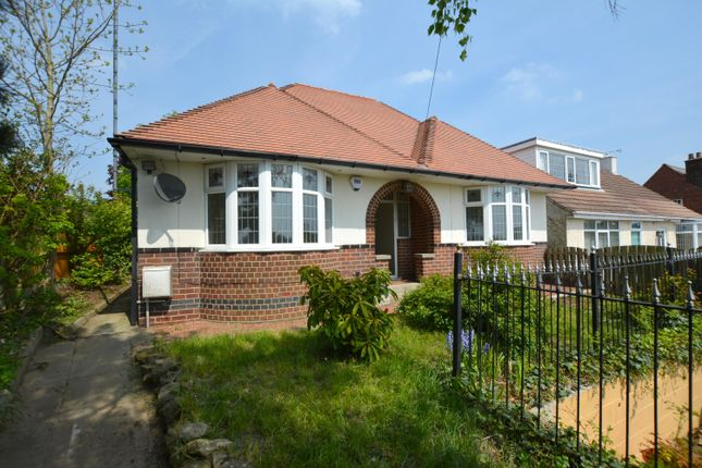 Thumbnail Detached bungalow for sale in Birkin Lane, Temple Normanton, Chesterfield