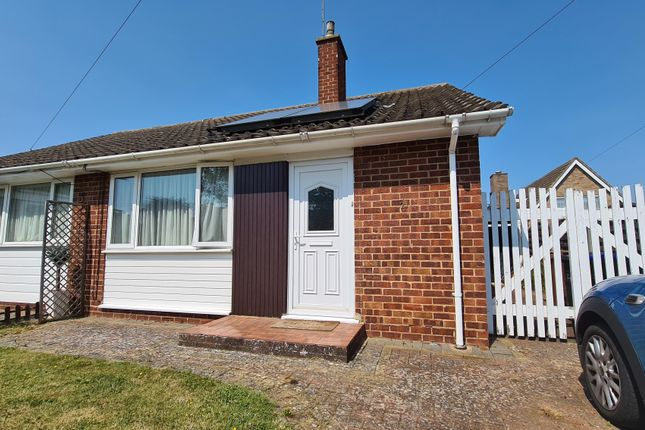 Thumbnail Bungalow to rent in Taunton Avenue, Abington, Northampton