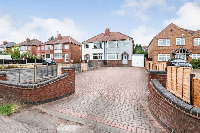 Thumbnail Semi-detached house for sale in Birmingham Road, Lickey End, Bromsgrove
