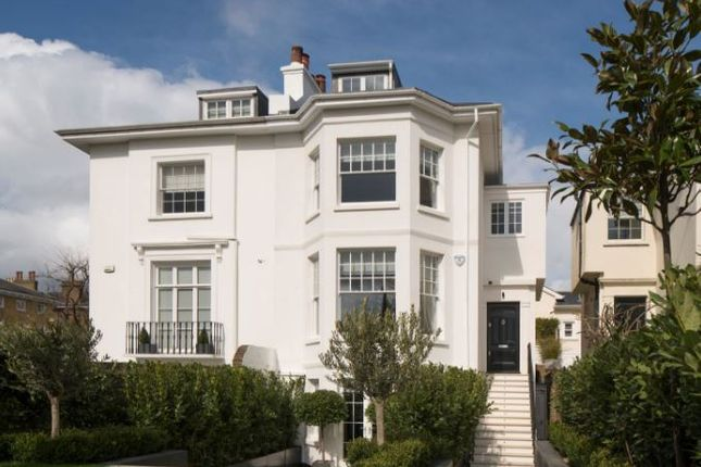 Thumbnail Semi-detached house for sale in Wellington Place, London
