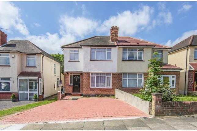 Thumbnail Semi-detached house to rent in Warland Road, Plumstead