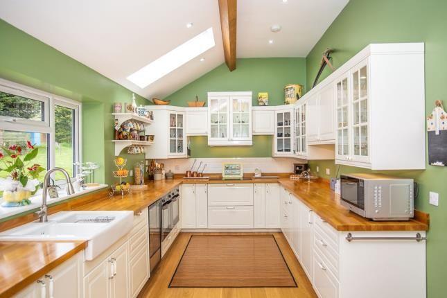 Kitchen of South Creake, Fakenham, Norfolk NR21