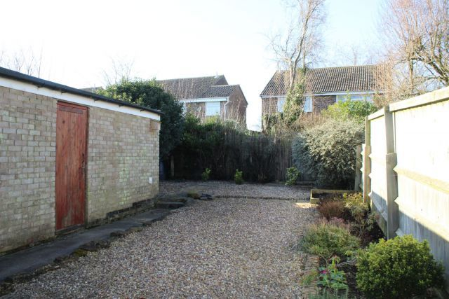 Rear Garden of East Leys Court, Moulton, Northampton NN3