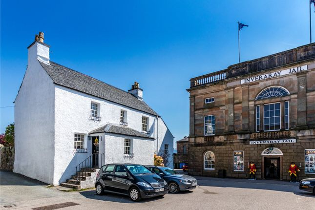 Thumbnail Detached house for sale in 1 Church Square, Inveraray, Argyll