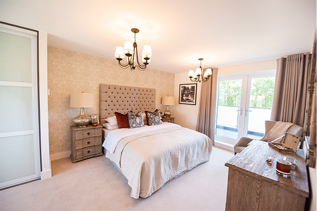 Master Bedroom of Plot 42 - The Ealing, Crowthorne RG45