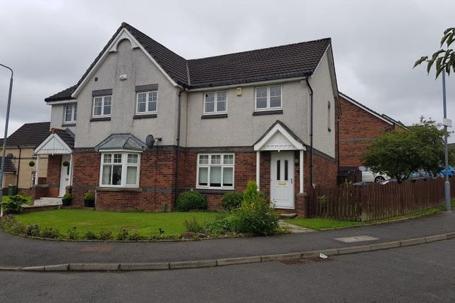 Thumbnail Semi-detached house to rent in Brookfield Gate, Glasgow