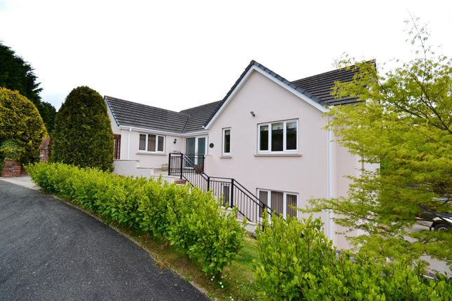 Thumbnail Detached house for sale in Woodside Heights, Clos-Yr-Ysgol, Stepaside