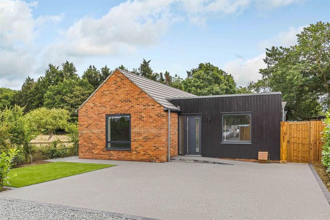 Thumbnail Detached bungalow for sale in Stock Road, Stock, Ingatestone