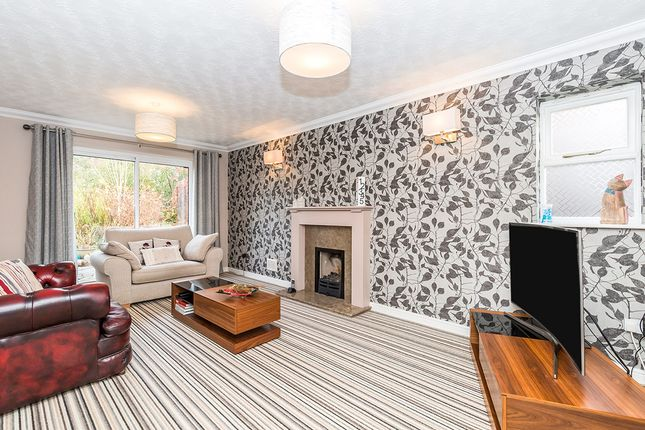 Living Room of Kestrel Close, Heapey, Chorley, Lancashire PR6