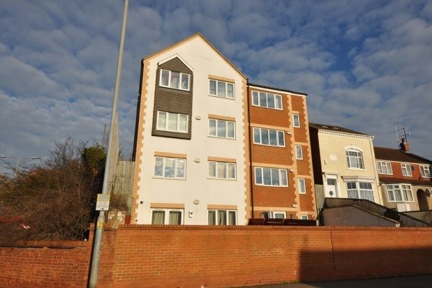 Thumbnail Flat to rent in Weedon Road, St. James