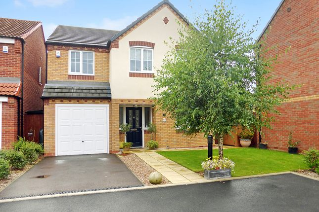 Thumbnail Detached house for sale in Whysall Road, Long Eaton, Long Eaton