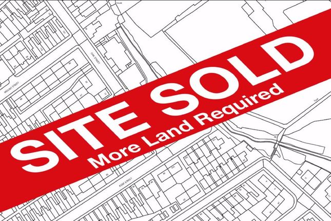 Land for sale in Oak Street, Northwood, Staffordshire