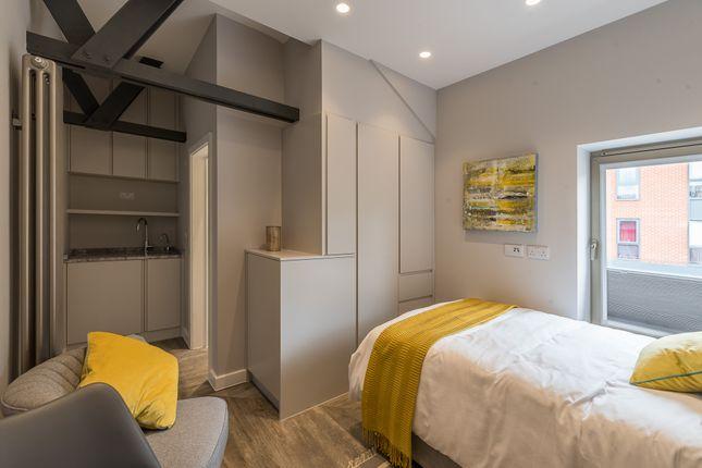 Studio to rent in Studio 6, County Annexe, Calthorpe Street OX16