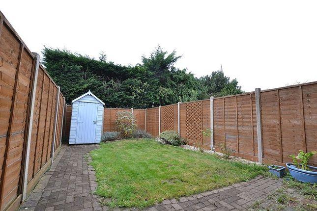 Rear Garden of Henville Road, Bromley BR1