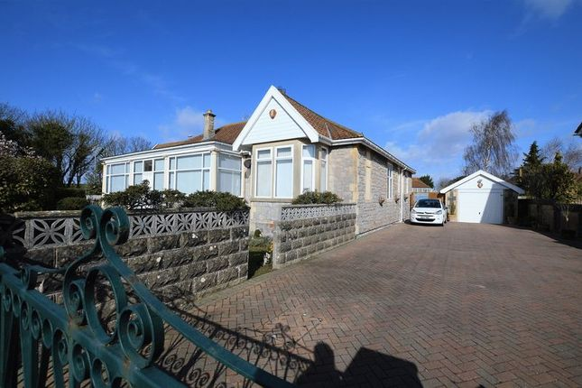 Thumbnail Bungalow for sale in Broad Oak Road, Weston-Super-Mare
