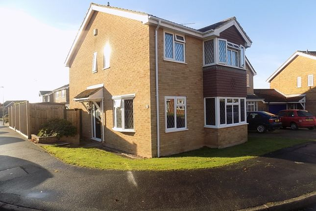 Thumbnail Detached house for sale in Helvellyn Drive, Eastbourne