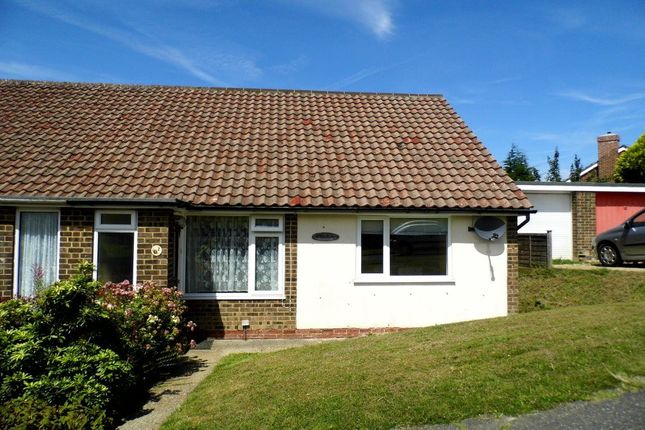 Thumbnail Bungalow to rent in Highcroft Crescent, Heathfield