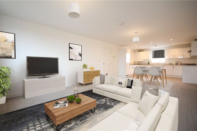 Flat for sale in Longacres Way, Chichester, West Sussex