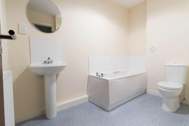 Bathroom of Wellington Street, Wishaw ML2