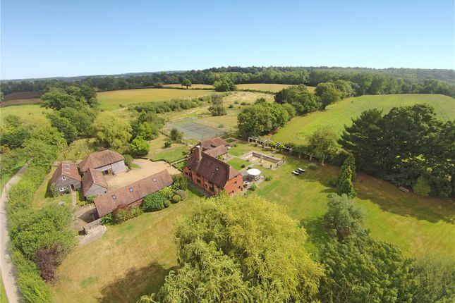 Thumbnail Detached house for sale in Broxmead Lane, Cuckfield, West Sussex