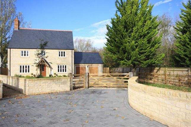 Thumbnail Detached house for sale in Suter's Lane, Wanborough, Swindon