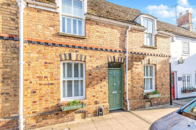 3 bed terraced house to rent in St. Peters Street, Stamford PE9