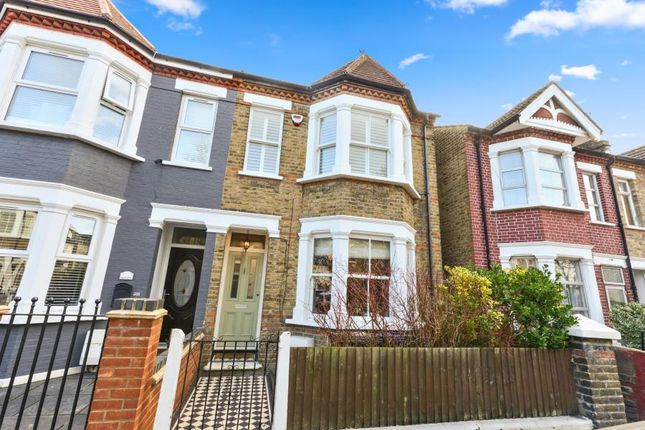 Thumbnail Terraced house for sale in Elthorne Avenue, London
