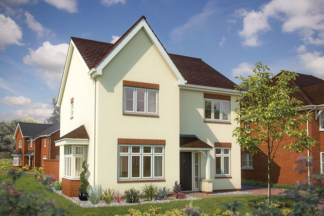 """3 bed detached house for sale in """"The Beauchamp"""" at King Alfred Way, Oxfordshire, Wantage OX12"""