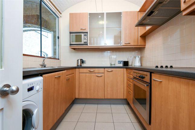 Kitchen of Ivory House, East Smithfield, London E1W