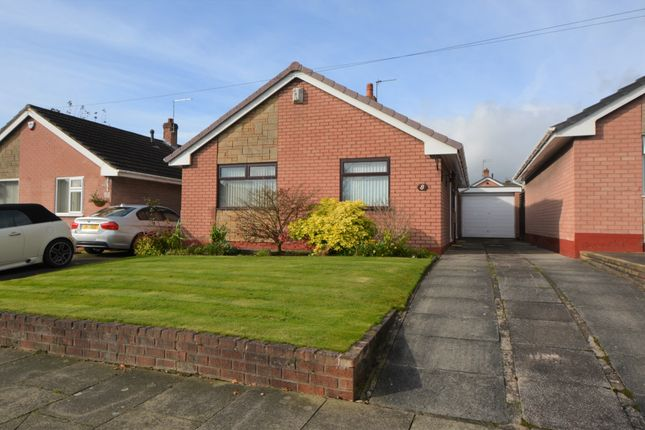 Thumbnail Detached bungalow to rent in Grosvenor Road, Widnes, Cheshire