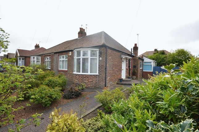 2 bed bungalow for sale in Fair Green, West Monkseaton, Whitley Bay