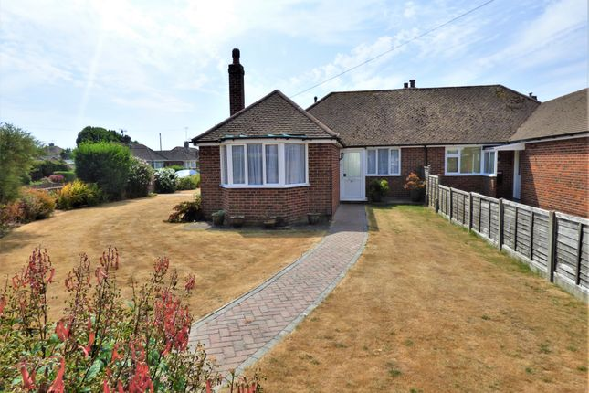 Thumbnail Semi-detached bungalow for sale in A'becket Gardens, Worthing