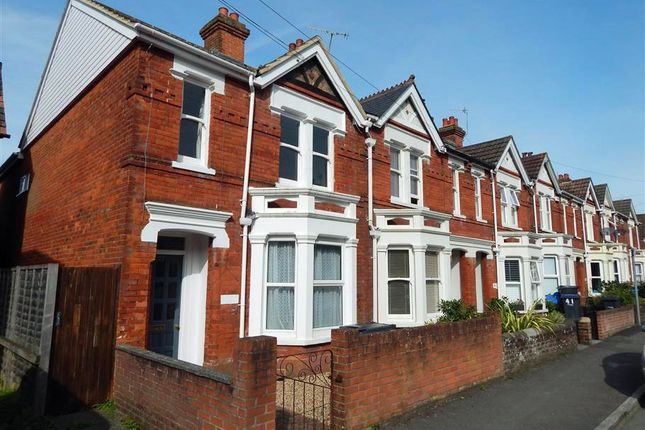 Thumbnail Flat to rent in 37 Belle Vue Road, Salisbury, Wiltshire