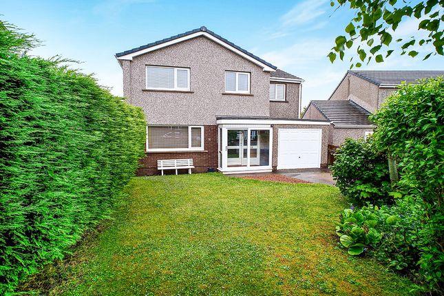 Thumbnail Detached house for sale in Bannatyne Drive, High Harrington, Workington